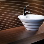 JAVA LightLine iluminated wall panel - Bathroom